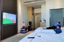 酒店不错,干净!服务态度好,大厅的菊花茶挺好喝! 漳州富城大酒店