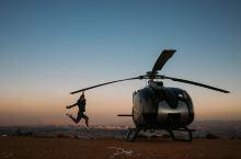 美!拉斯维加斯直升机观光,俯瞰城市和峡谷