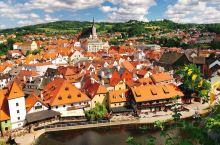 克鲁姆洛夫|世界最美的童话里CK魔力小镇