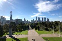 在南半球最高的大楼俯瞰墨尔本