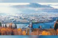 这不是国外是—新疆喀纳斯的美景