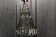 欧洲被害犹太人纪念碑打卡