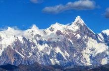 最美雪山#南迦巴瓦峰