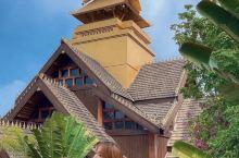 宫殿式的花园酒店——西双版纳洲际酒店