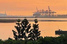 遠眺台北港 #抓住夏天的尾巴 #网红打卡地 #手机摄影家