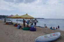 蓝梦岛,躺躺沙滩椅,吃吃自助餐