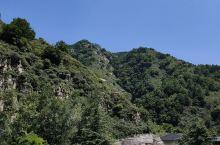 美丽花溪谷景区。 五岳寨风景区