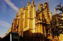 塞维利亚是西班牙西南部的古都,安达卢西亚自治区首府,一座非常迷人浪漫的域市。去巴塞罗那看的是高迪,毕