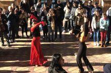 跳舞的西班牙女郎