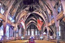 惠灵顿两个有代表性的教堂免费参观。
