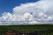 海拉尔的云