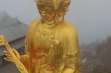 峨眉天下秀,青城天下幽,如果你不来四川,你就不知道峨眉山金顶有多美。
