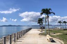 #冲绳的海边