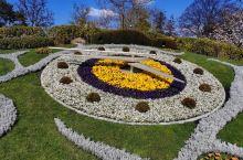 瑞士|日内瓦湖畔英国花园的春日