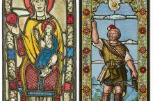 光之色彩,去瑞士看13世纪至今的玻璃彩窗