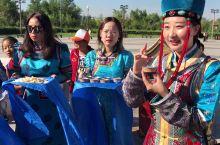 锡林郭勒贝子庙,第一次感受到真正的蒙古族礼节