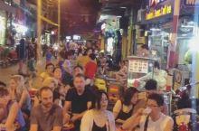 河内繁荣的老街夜市 越南旅行 旅行 河内 越南摩旅 东南亚旅行