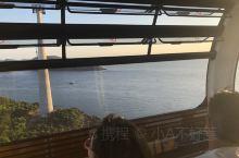香岛跨海缆车