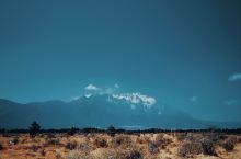 听花谷小众拍照打卡地•雪山下的精灵王国