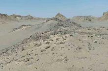 新疆戈壁滩