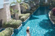 广东周边游|一打开门就是温暖的温泉泳道!