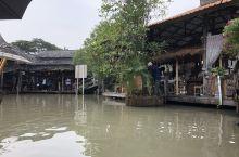 泰国打卡&最有特色的四方水市场~
