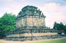 爪哇岛门杜寺旧照