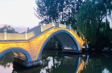 倒影|大明湖水西桥