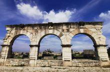 Volubilis,罗马帝国的非洲印迹