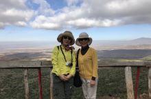 远眺东非大裂谷