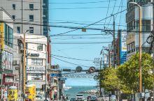 首尔:安山市的九峰岛