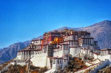 天堂很远,西藏很近,去西藏赴一场视觉盛宴