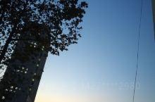夕阳下的宁静……