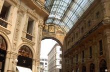 埃马努埃莱二世拱廊·米兰