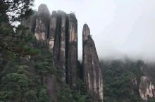 三清山之巨蟒出山