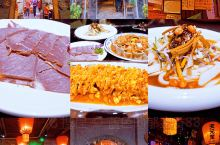 平遥特色美食汇聚这餐厅内