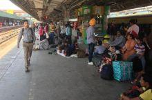 尝试一下印度的火车