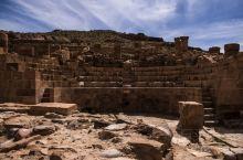 杰拉什古城遗址