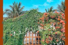 琼海探店丨花园庭院·树上咖啡屋·老房子风格  哈喽~今天继续给大家分享《小岛探店》系列,想知道海南有