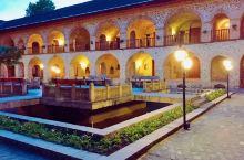 阿塞拜疆巴库的民居