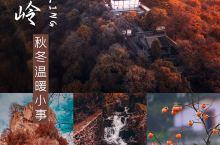 西安周边游 秦岭秋冬游玩攻略必收藏