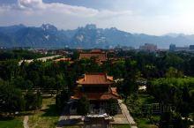 华阴西岳庙