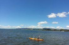 新西兰——罗托鲁瓦湖~