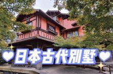 打卡日本古代10000平的网红别杨辉荘