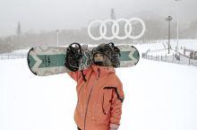 滑雪拍照|谁不想做个酷酷的女孩