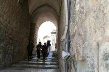 耶路撒冷的巴勒斯坦人居住区。