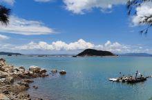 广东最美海岛:汕头南澳岛
