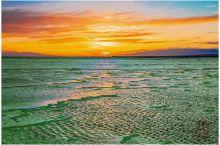 日落翡翠湖