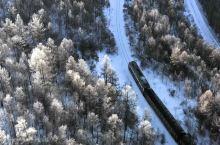 穿越呼伦贝尔 大兴安岭的雪国列车~