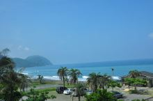 去体验一下海风岛的靓丽的景线